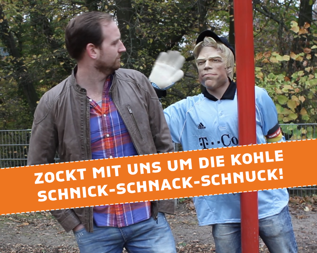 Team Stadtleben.de bei Millionärswahl