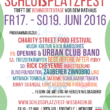 Feiern & Schlemmen für den guten Zweck! Stadtleben GmbH organisiert Street Food Meile für Wiesbadener Schlossplatzfest