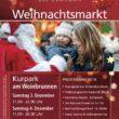Bad Schwalbacher Weihnachtsmarkt erstrahlt in neuem Glanz: Stadtleben GmbH übernimmt Organisation und Marketing