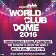 BigCityBeats World Club Dome 2016: Die Kooperation mit STADTLEBEN.DE wird fortgeführt