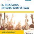8. Hessisches Integrationsfestival in Wiesbaden – Stadtleben GmbH unterstützt durch Marketing und Street Food Stände