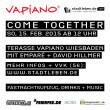 Die Stadtleben GmbH realisiert exklusive VIP-Party zum Fastnachtsumzug im Vapiano
