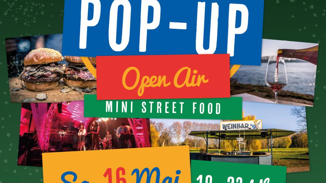 Alte Schmelze Open Air & Pop-Up: Veranstalterbund organisiert erste öffentliche Events unter den momentan gegebenen Auflagen