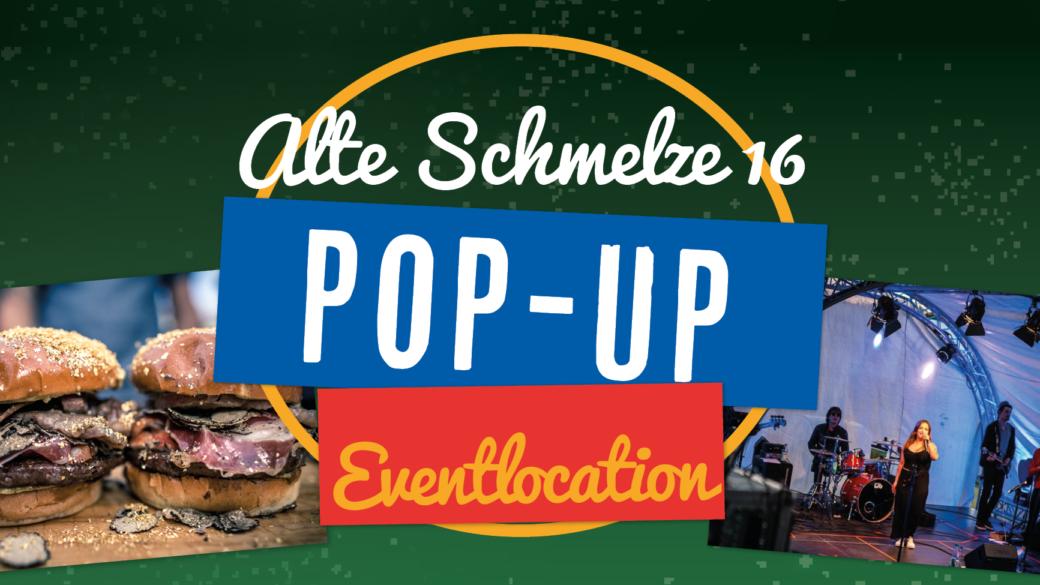 Ihr Event bei uns! Wiesbadener Veranstalterbund errichtet Pop-Up Eventlocation