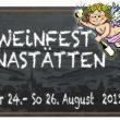 Weinfest Nastätten mit Genussmeile & Kinderland