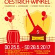 Neuerung Dippemarkt 2017 – Stadtfest, Weindorf und Street Food Meile von Donnerstag – Vatertag den, 25.05. bis Sonntag, 28.05.2017.