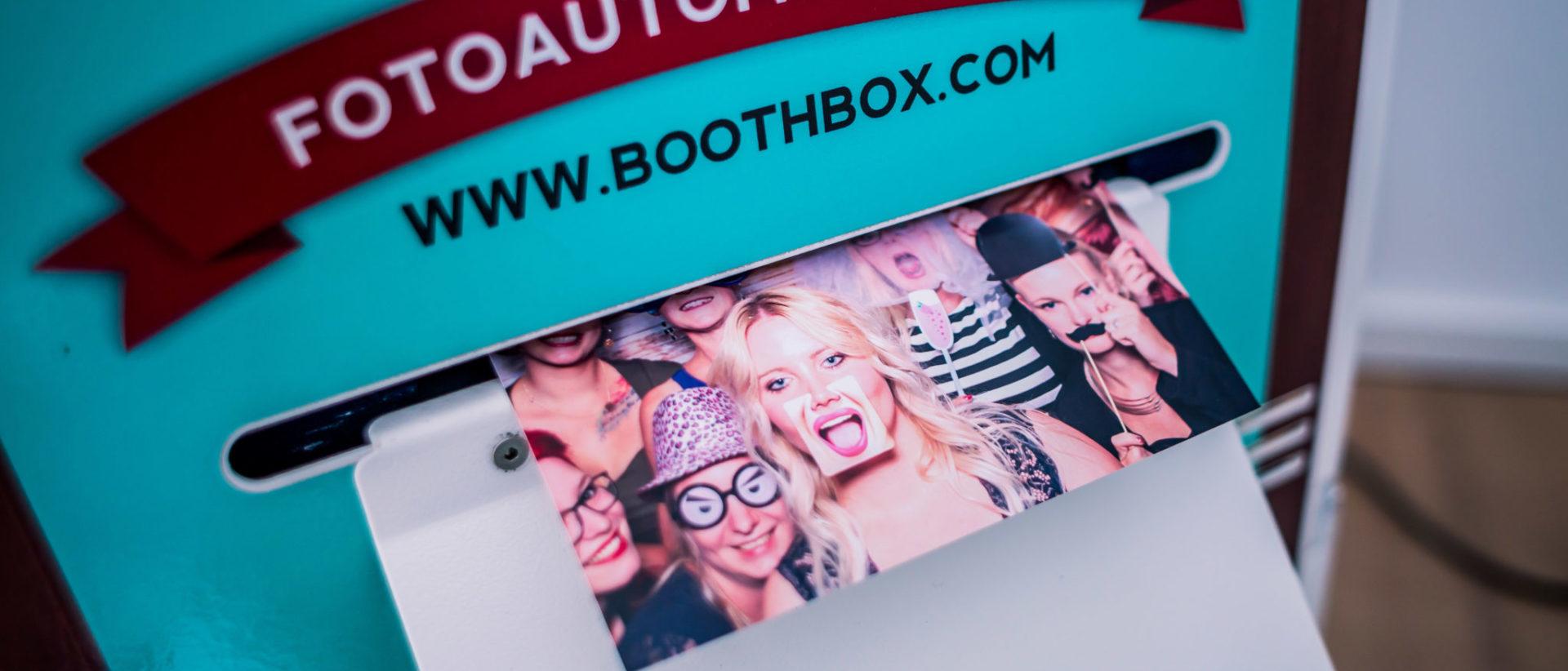 Die All-Round Fotoboxen machen jedes Event zum Highlight