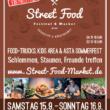 Street Food Meile Montabaur und Schustermarkt- Eintritt frei