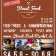 Schiersteiner Riviera – Wiesbadener Street Food & Kino – Festival & Market – am Hafen in Wiesbaden