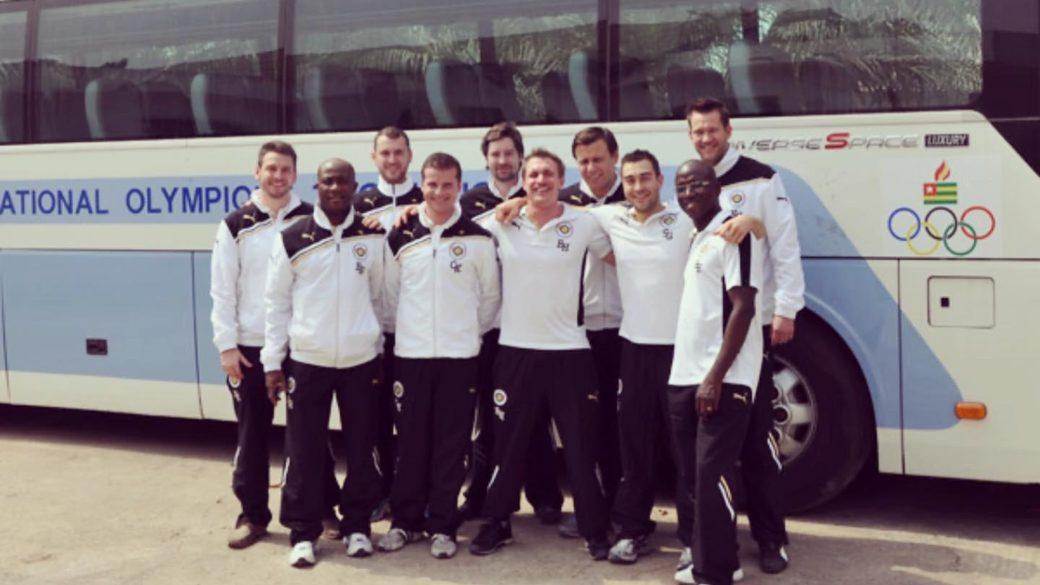Rückblick: stadtleben GmbH sponsorte Team Togo für Olympia 2014