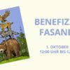 Benefizfest Fasanerie – Feiern für den guten Zweck