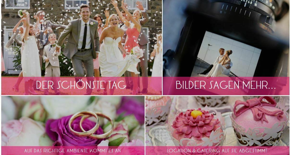 Hochzeit & Firmenevents