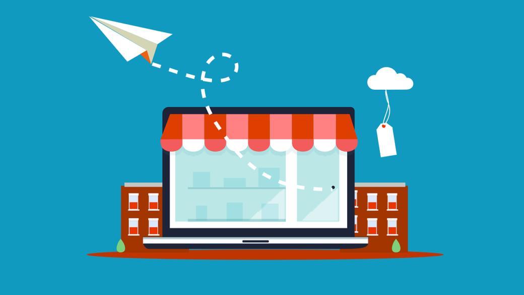 E-Commerce mit Hilfe der Stadtleben GmbH