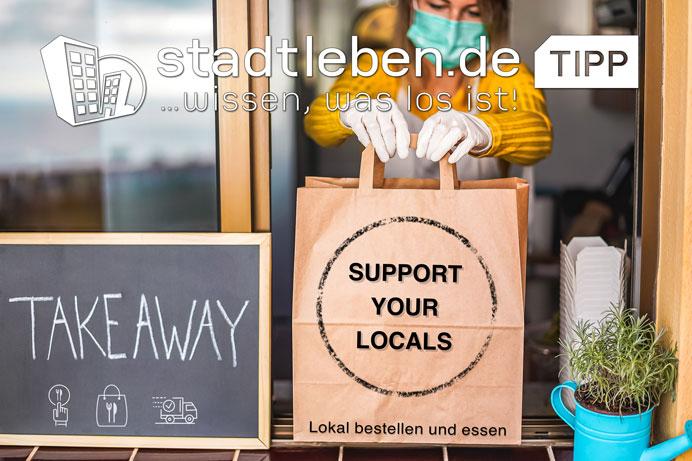 Die Stadtleben GmbH unterstützt Gastronomie – for free