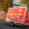 Stadtleben GmbH verstärkt Out of Home-Marketing mit Werbeanängern